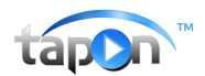 Tapon Media Tools